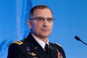 JAV generolas: Rusija galbūt remia Talibaną, kovojantį su NATO Afganistane