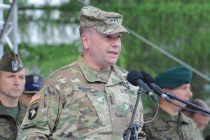 JAV generolas: Rusijos karinėse pratybose dalyvavo 40 tūkst. karių