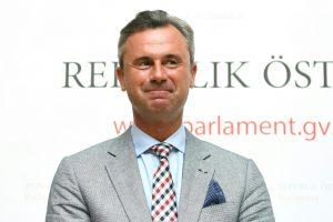 Austrijos ultradešinieji pripažino pralaimėję prezidento rinkimus