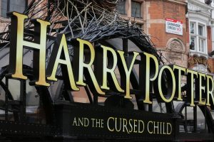 Spektaklis apie H. Poterį pretenduoja į 11 britų teatro apdovanojimų