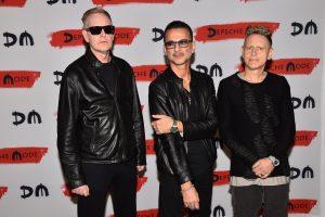 """""""Depeche Mode"""" pranešė apie naują studijinį albumą ir koncertines gastroles"""