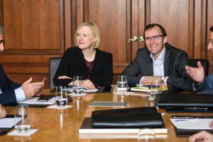 Šveicarijoje surengtos derybos dėl padalyto Kipro suvienijimo baigėsi be rezultatų