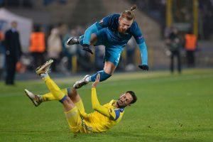 """Europos lygoje """"Šachtar"""", """"Zenit"""" ir """"Schalke"""" iškovojo penktąsias pergales"""