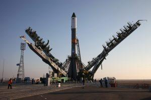 Rusijos krovininė kosminė kapsulė sudegė atmosferoje nepakilusi į orbitą