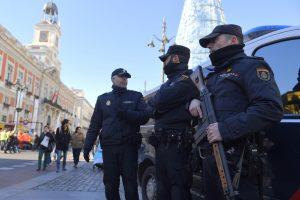 Ispanijos policija konfiskavo 500 kilogramų plytose paslėpto kokaino