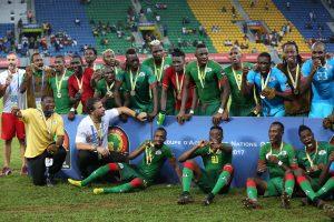Burkina Faso futbolininkams – Afrikos čempionato bronza
