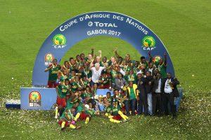 Dramatiškas finalas: Afrikos futbolo čempionais tapo Kamerūno futbolininkai