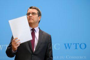 Ratifikuotas pirmas PPO pasiektas tarptautinis prekybos susitarimas
