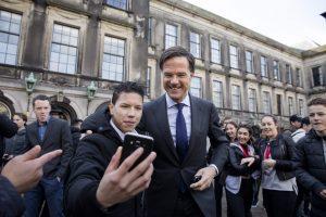 Oficialu: Nyderlandų parlamento rinkimus laimėjo liberalai
