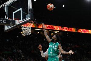 FIBA Europos taurę iškovojo Nantero krepšininkai