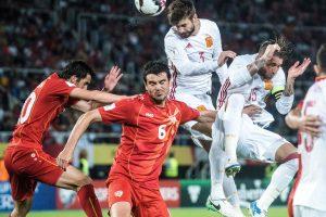 Įtempta kova dėl pasaulio čempionato: Italijos ir Ispanijos pergalės