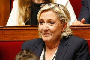 M. Le Pen pareikšti kaltinimai dėl neteisėto EP lėšų panaudojimo