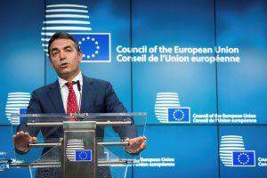 Makedonija nesutinka keisti šalies pavadinimo į FYROM