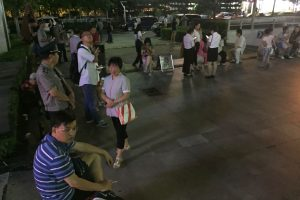 Kinijoje Sičuano provinciją sukrėtė 6,5 balo žemės drebėjimas, yra žuvusiųjų