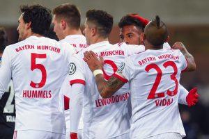 """Vokietijos taurėje – įspūdinga Miuncheno """"Bayern"""" pergalė"""
