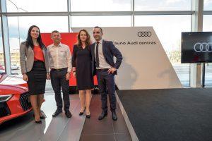 """Kauno """"Audi"""" centre bus galima susipažinti ir su sportiniais modeliais"""