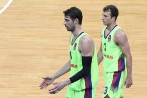 """""""Barcelona"""" krepšininkai įveikė """"Real"""" ekipą"""