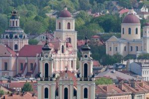 Vilniuje atkuriama unikali bažnyčia