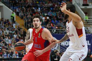 Eurolyga: turkus nušlavusi CSKA – pirmoji ketvirtfinalio dalyvė