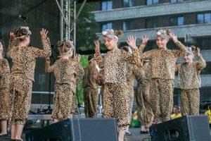Klaipėdoje aidi Vakarų Lietuvos krašto dainų šventės melodijos