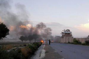 Afganistane per JAV aviacijos smūgį žuvo aukšto rango kovotojų vadas