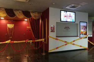 """""""Domino"""" teatras užsidaro"""