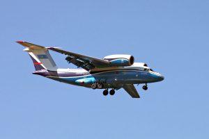 Rusų karo lėktuvas pažeidė Estijos oro erdvę