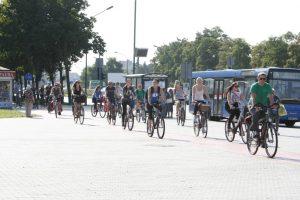 Savižudybių prevencijos dieną – dviračių žygis