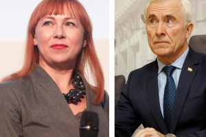 Prastėja mokinių sveikata: D. Kepenis ŠMM kaltina darbo imitacija ir profanacija