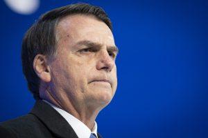 Naujasis Brazilijos prezidentas Davose žada savo šalies ekonominį atsivėrimą