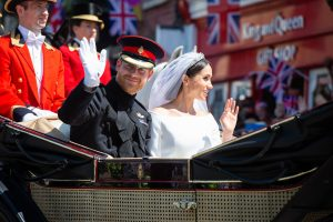 Princo Harry ir M. Markle vestuvių dieną tviteryje paskelbta 6 mln. žinučių šia tema