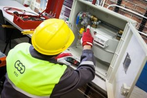 Vilniečių namuose bandoma išmanioji dujų apskaita