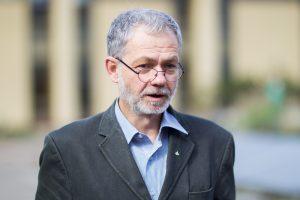 Parlamentarai kaltina L. Balsį lankantis Seime išgėrus