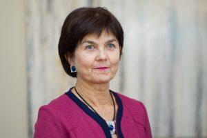 J. Kryževičienė: politikui nesvarbu, apie ką kalbėti