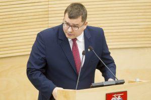 STT politinės korupcijos byloje apklausė L. Kasčiūną