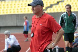 """LFF bausmė """"Šilui"""" – penki futbolininkai ir treneris diskvalifikuoti"""