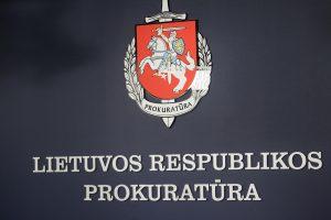 Darbo neteko girtas vairavęs Generalinės prokuratūros darbuotojas