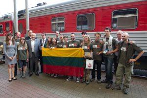 """Buvę politiniai kaliniai ir tremtiniai ragina Rusiją įsileisti """"Misiją Sibiras"""""""