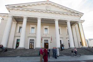 Vilniaus Rotušėje paminėta Tautinių bendrijų diena