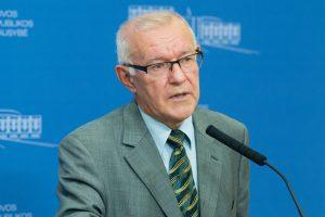 Lietuva svarsto didinti paramą vystymuisi