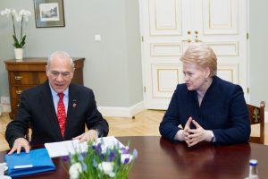 EBPO vadovas: Lietuvos ekonomika yra stabili ir ateityje augs