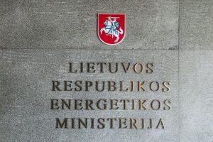 Energetikos viceministrais tapo E. Purlys ir V. Macevičius
