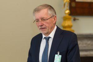 G. Kirkilas G. Paluckui: partiją į nuosmukį nuvedėte jūs