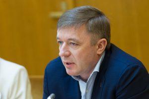 R. Karbauskis ir N. Puteikis siūlo įteisinti partijų ir komitetų rinkimų koalicijas