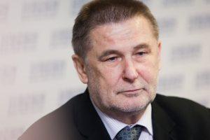 V. Vasiliauskas: man nepatinka, kai į Seimą valosi kojas, net jei tai būtų karalienė