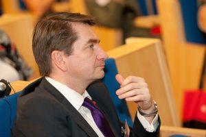 """Naujasis """"Lietuvos energijos"""" vadovas turi tarptautinių ambicijų"""