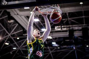 Lietuvos krepšinio rinktinė neturėjo vargo su vengrais