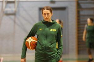 Lietuvos moterų krepšinio rinktinė pradėjo pasiruošimą Europos čempionato atrankai