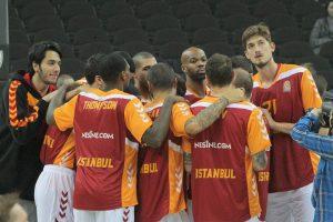 """""""Galatasaray"""" nutraukė """"Real"""" krepšininkų pergalių seriją"""