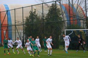 """""""Žalgirio"""" futbolininkai sužaidė lygiosiomis su Grozno klubu"""